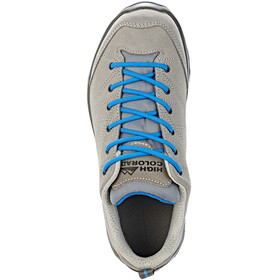 High Colorado Jaunt Low High Tex - Chaussures Femme - gris